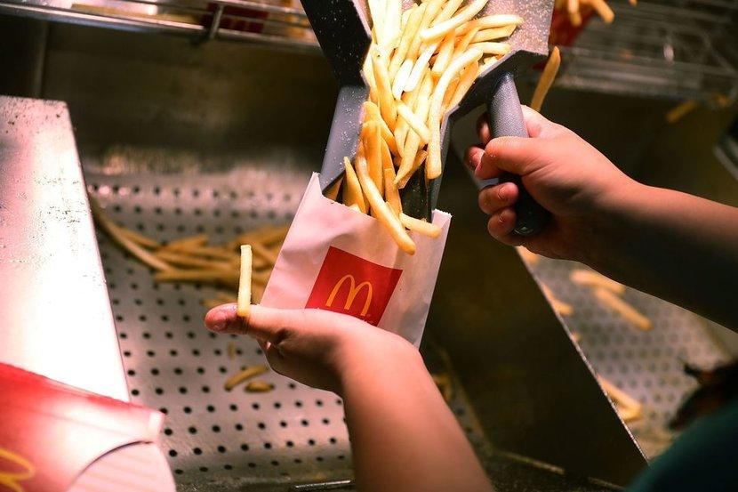 McDonalds, Delicious, Science, .Health