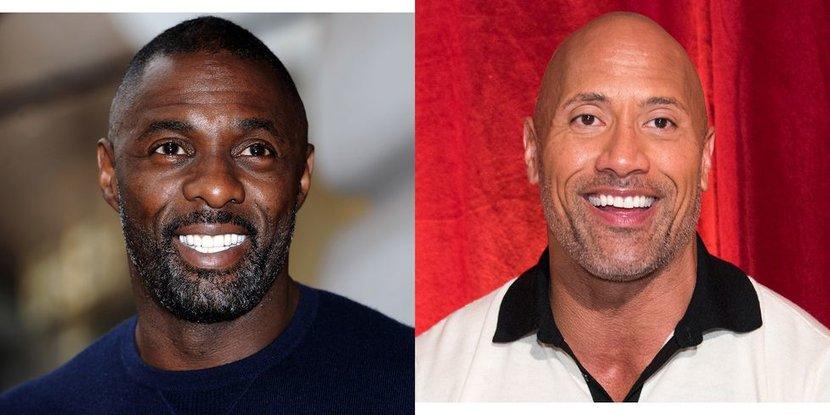 Idris Elba, Jason Statham, Dwayne Johnson, Fast and Furious