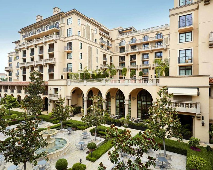 Esquire Approves, The Montage Beverly Hills Hotel, Luxury Travel
