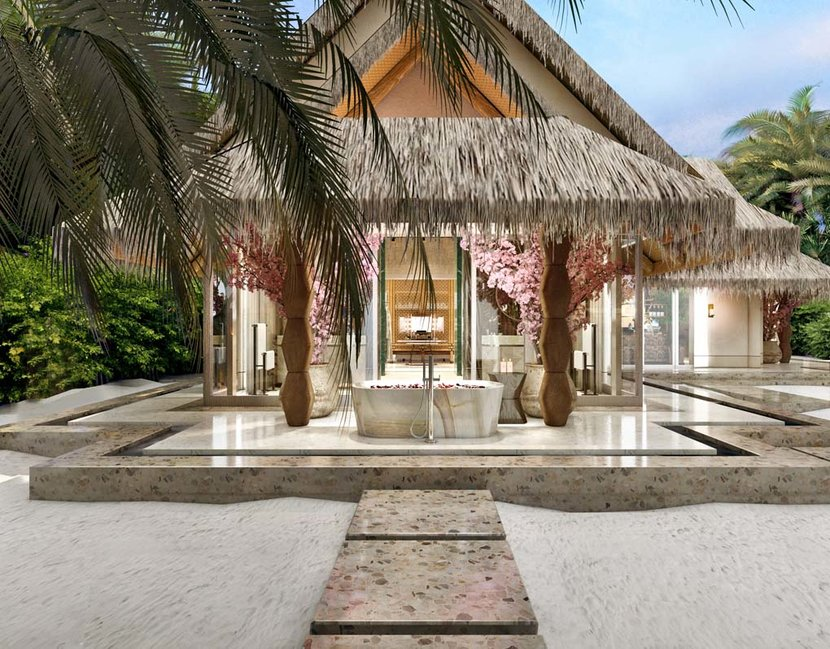 The Joali Maldives, Joali