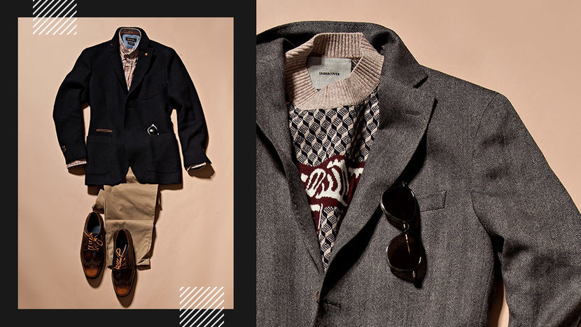Blazers, Style, How to