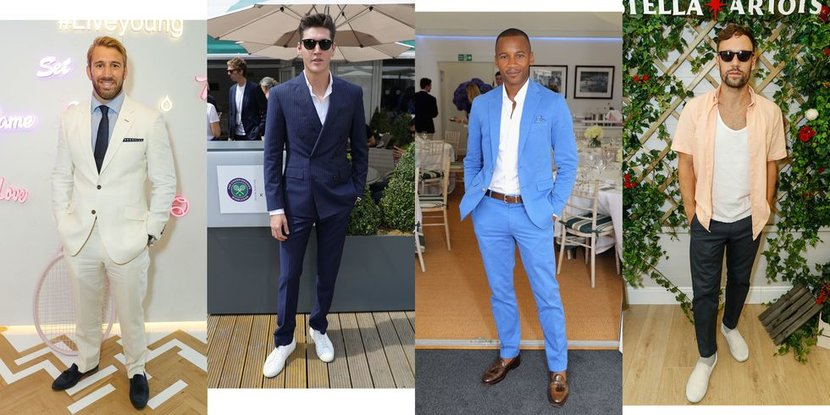 Wimbledon, Street style, Celebrity street style