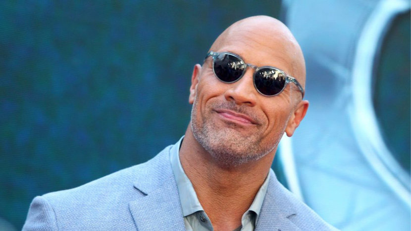 Dwayne Johnson, The Rock, TV, Cinema, Film