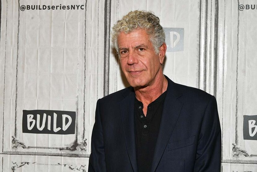 Anthony Bourdain, Parts Unknown, Kitchen Confidential, No Reservations