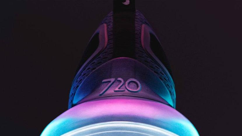 Nike, Nike Air Max, Nike Air Max 720, Shoes, Sneakers