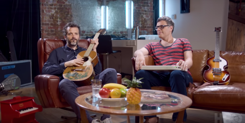Flight of the Conchords, Bret McKenzie, Jemain Clement, HBO, Comedy