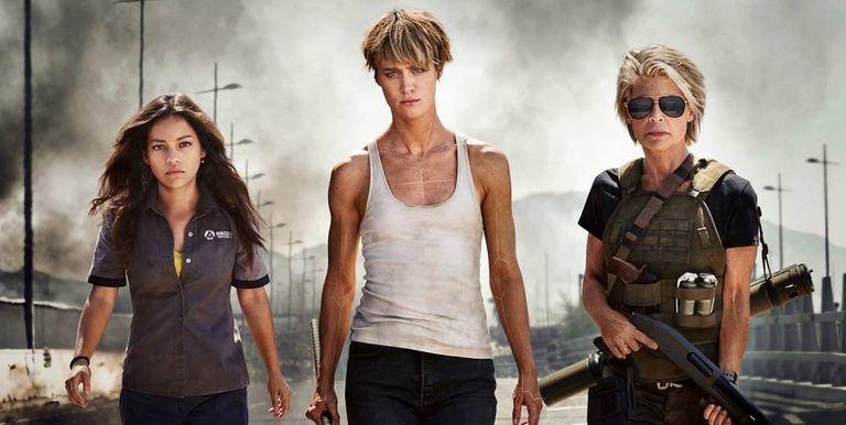 Terminator, Terminator 6, Linda Hamilton, Sarah Connor