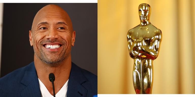 Oscar, Academy Award, The Rock, Dwayne Johnson