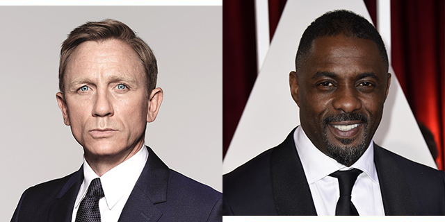 James Bond, Idris Elba, 007, Daniel craig