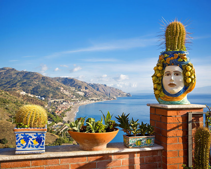 Sicily, Taormina, Travel, Esquire Travel