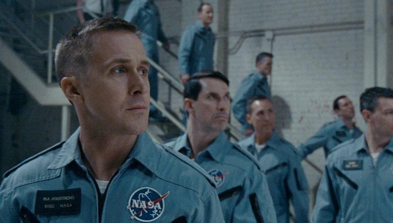Ryan Gosling, First Man, Films, 2018 movies