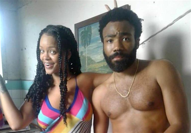 Donald Glover, Rihanna, Cuba, Hiro Murai