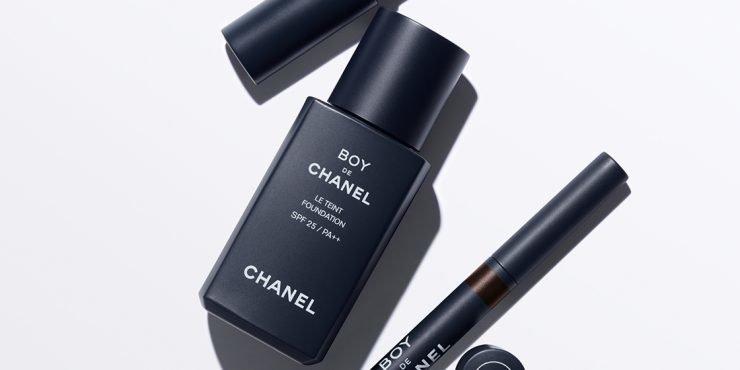 Chanel, Boy de Chanel, Men's Makeup