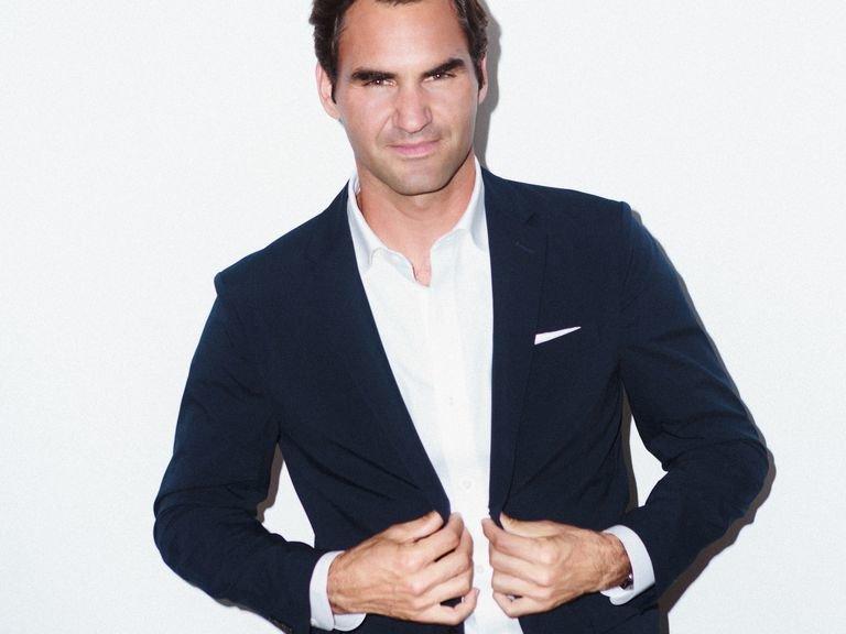 Roger Federer, Uniqlo