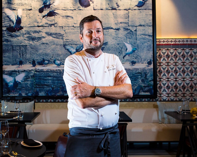 Dubai Restaurant, Ruya Dubai, Colin Clague, Dubai restaurant closure