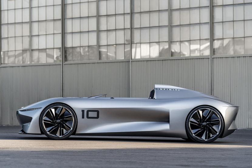Infiniti, Prototype 10, Concept cars