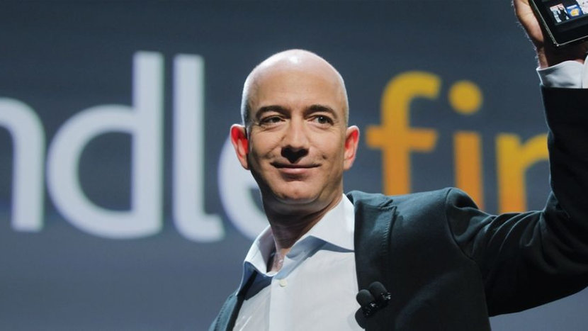 Jeff Bezos, Bill Gates, Money, Filthy rich, Rich List, Billionaires