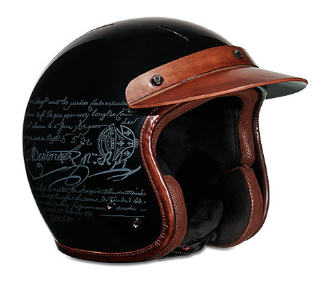 Berluti Off the Road collection, helmet, AED16,400