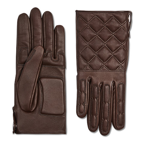 Berluti Off the Road collection, gloves, AED3,100