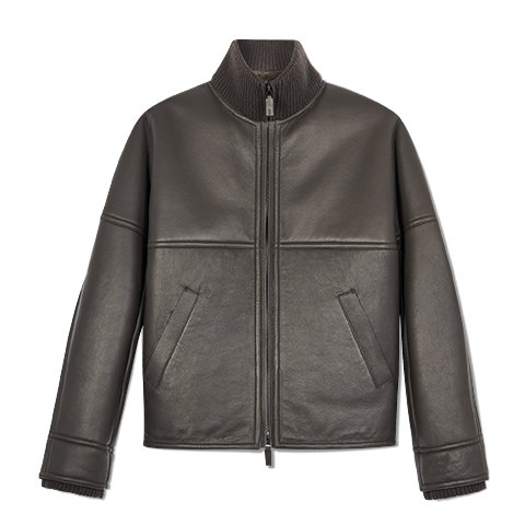Berluti Off the Road collection, jacket, price on request