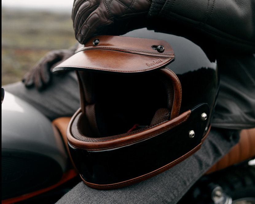 Berluti, Motorbike, Motorbike helments, Leather, Dubaimall, Style, Fashionavenue
