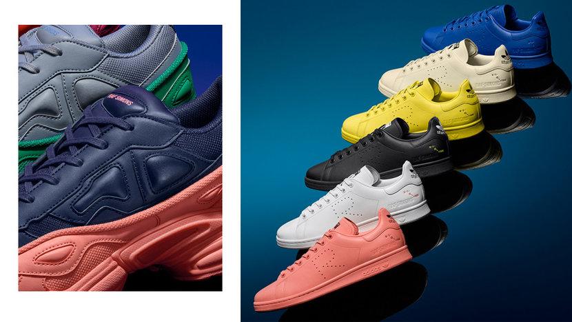 Adidas, Raf Simmons, Stan Smith