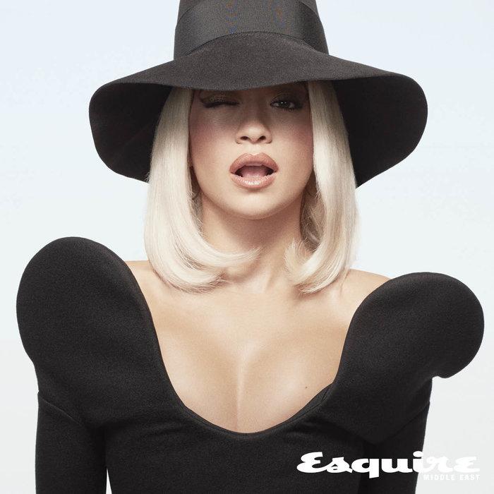 Rita Ora, Dubai, Esquire, Esquire Middle East, Rita, Ora, Phoenix, #MeToo, Brexit