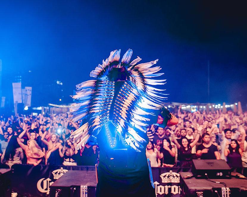 Corona Sunsets Festival, Dubai Festivals