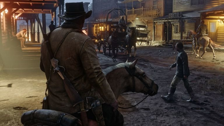 Red Dead Redemption, Red Dead 2, Partner App