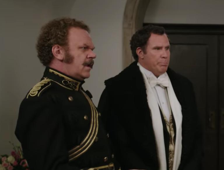 Will Ferrell, John C. Reilly, Sherlock Holmes