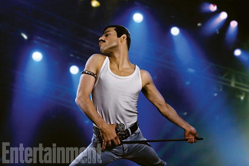 Rami Malek, Bohemian Rhapsody, 2018 movies, Queen