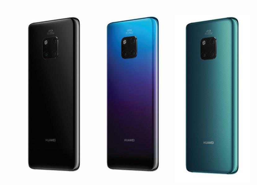 Huawei, Huawei Mate 20, Huawei Mate 20 Pro, Smartphones