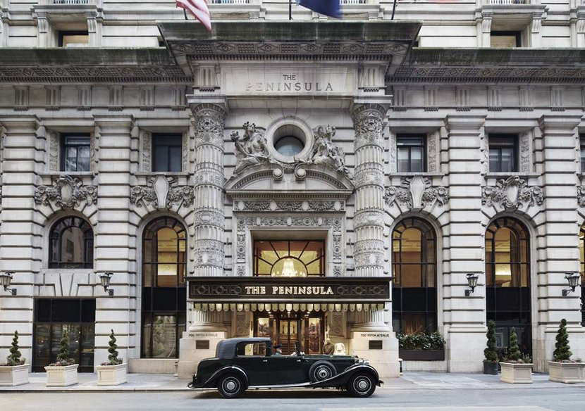 The Peninsula New York, The Peninsula