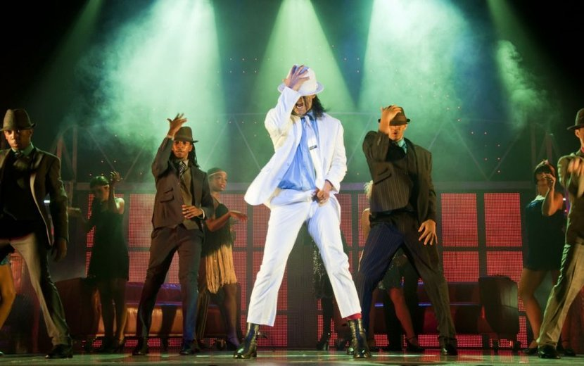 Dubai opera, Michael Jackson, Thriller Live