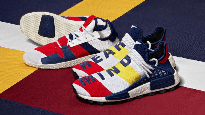 Pharrell Williams, Billionaire Boys Club, Adidas