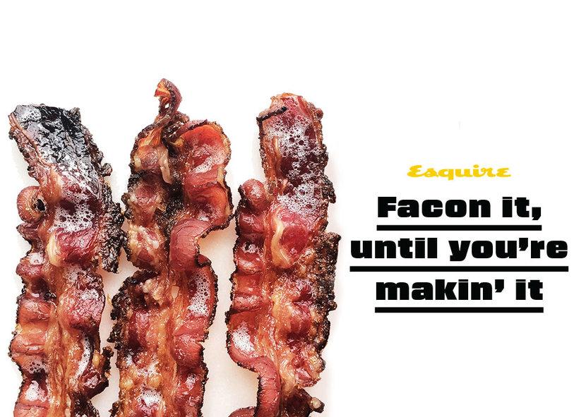 Beef Bacon, Halal Bacon