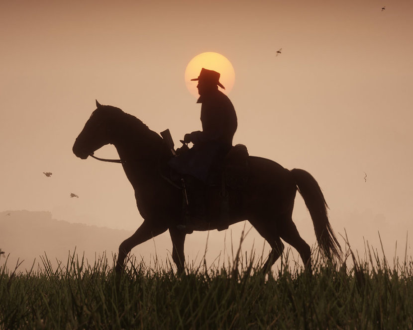 Red Dead Redemption 2, Red Dead Redemption