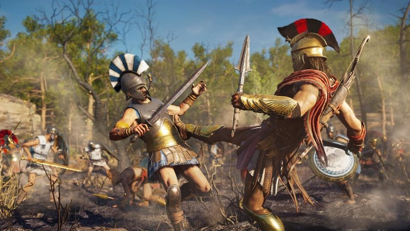 Assassin's Creed, Ubisoft, Assassin's Creed Odyssey