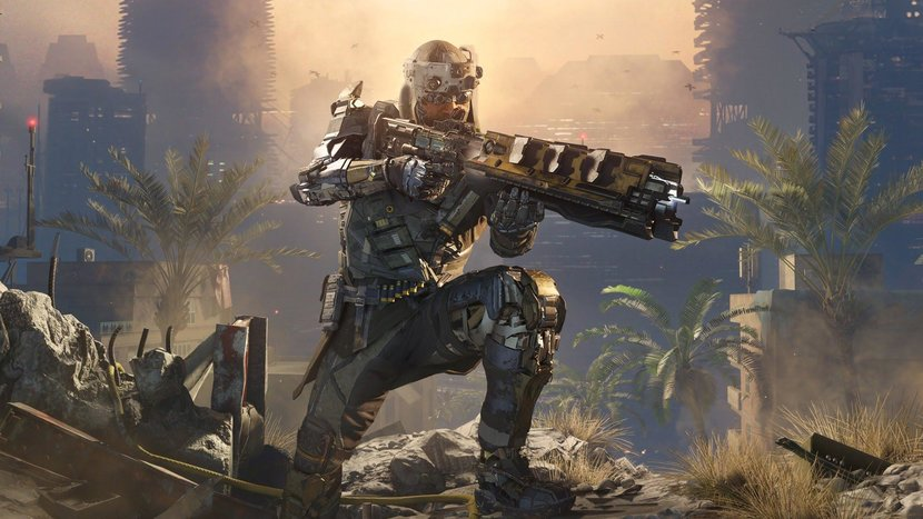Call of Duty, Black Ops 4, Gaming