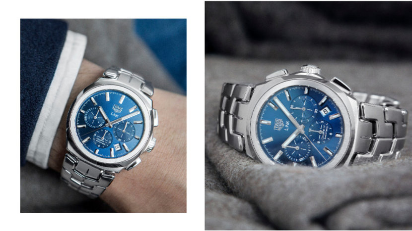 Tag Heuer, TAG Heuer Link, Watches