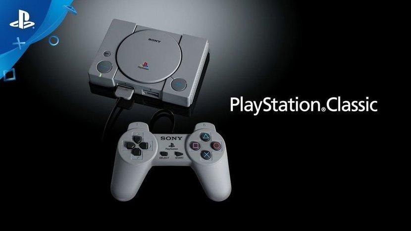 PlayStation Classic, Sony PlayStation Classic