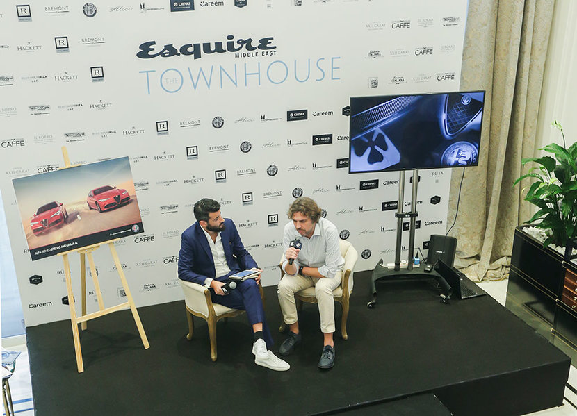Esquire Townhouse, Townhouse 2018, Alfa Romeo