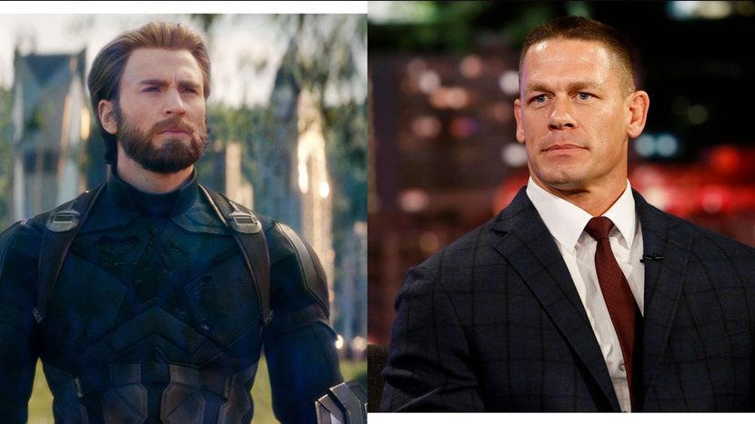 Marvel Cinematic Universe, Marvel, Captain America