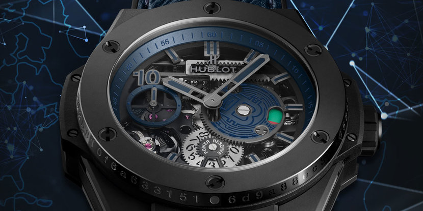 Hublot, Big Bang Meca-10 p2p