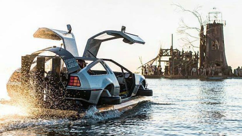 Delorean, BVack to the future