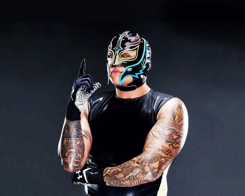 WWE, Ray Mysterio Jr, WWE 2k19