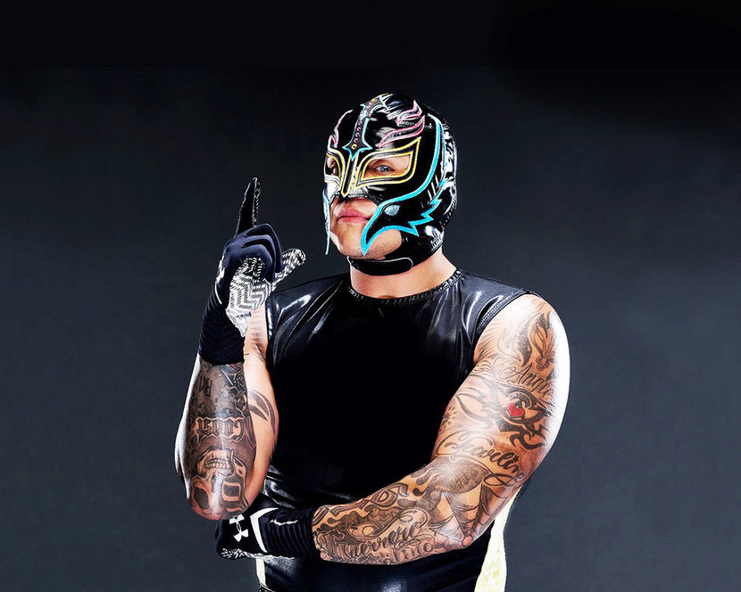 WWE, Ray Mysterio Jr, WWE 2k19