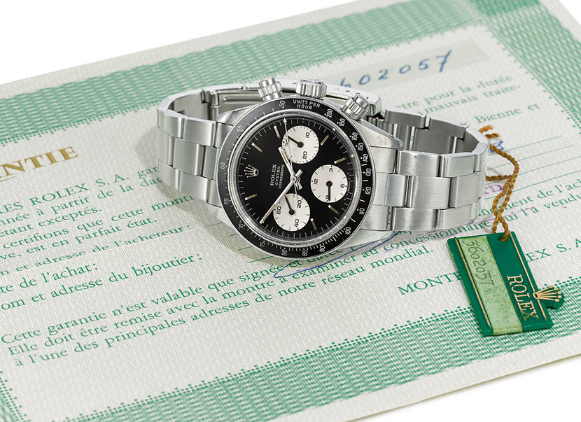Sotheby's, Watch auction, Vintage watches