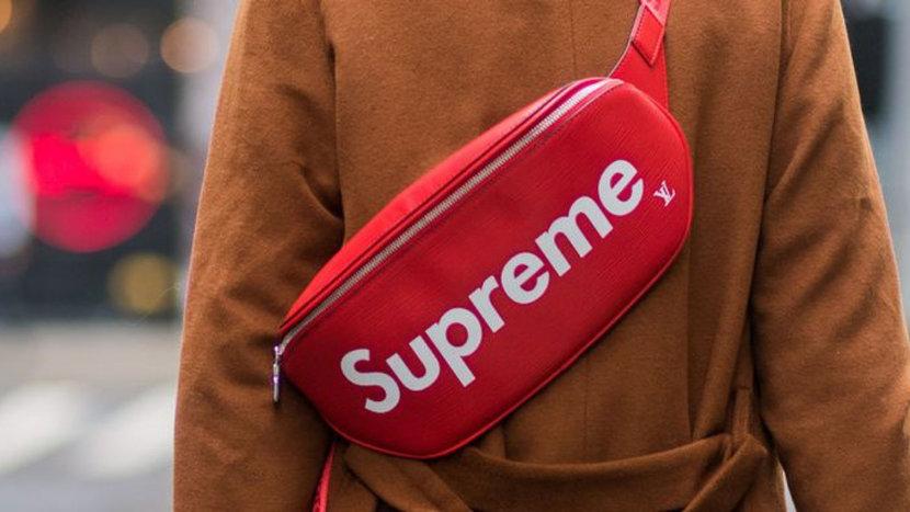 Supreme, Logos