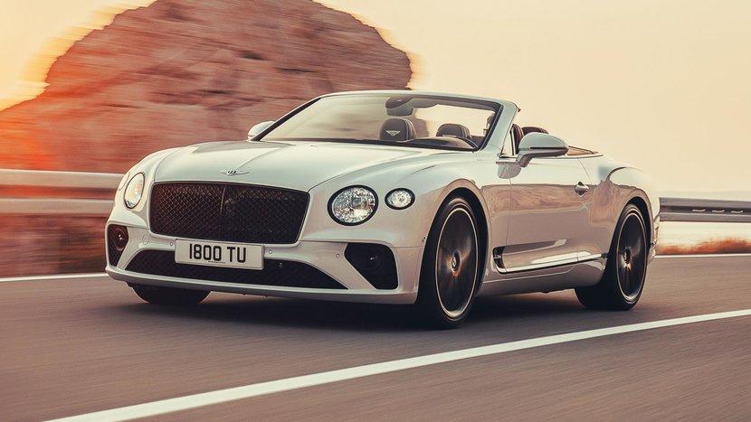Bentley, Bentley Continental GT